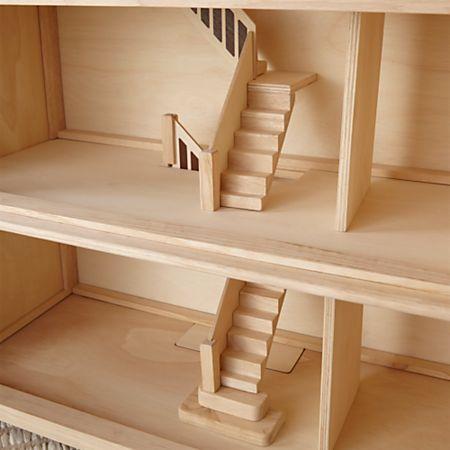 Plan Toys Victorian Dollhouse #victoriandollhouse