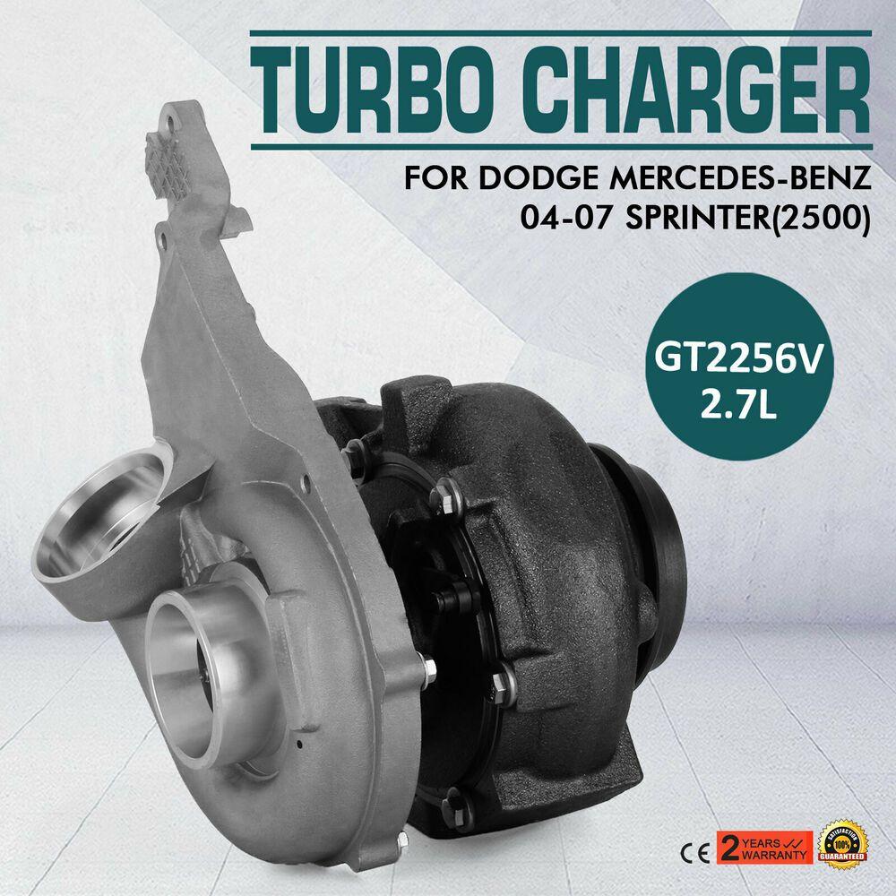 GT2256V Turbocharger For 04-07 Dodge Mercedes-Benz Sprinter 2.7L Diesel 736088-3