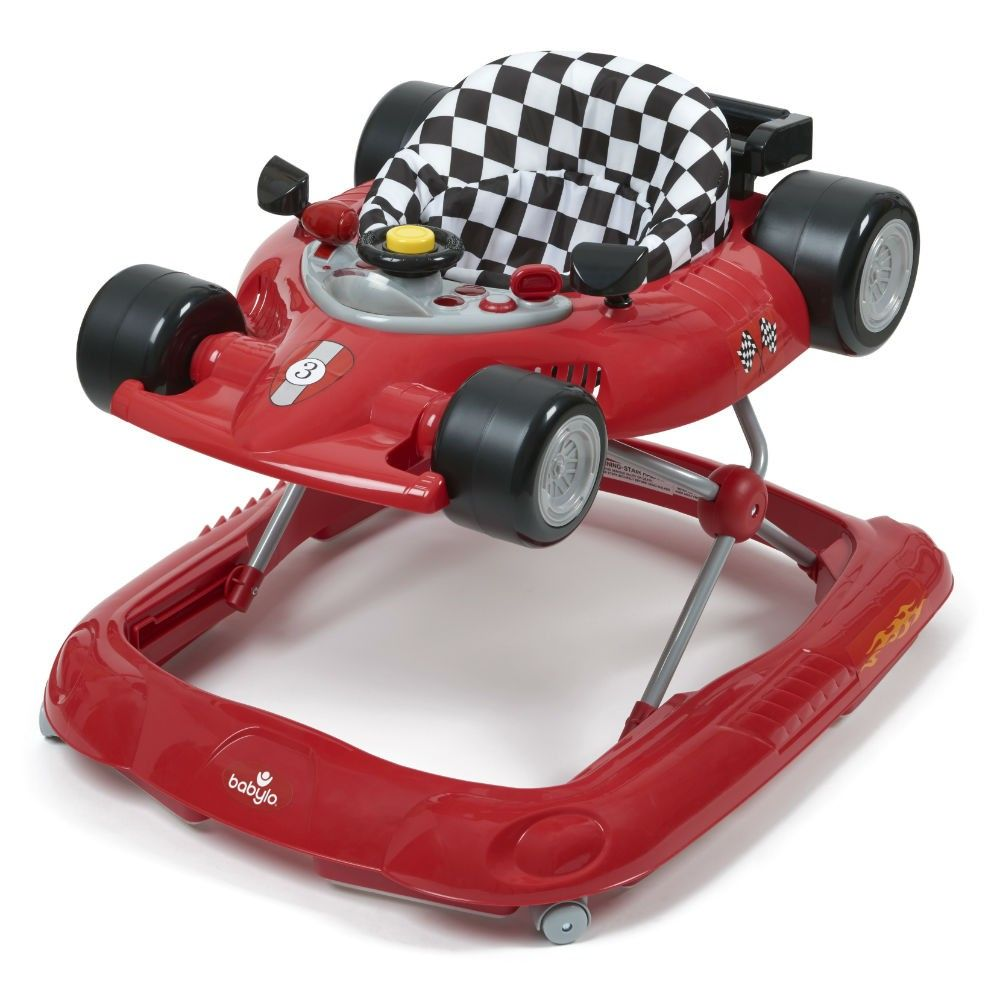 Babylo Racer 500 Driver Walker (Red) Baby shower gifts