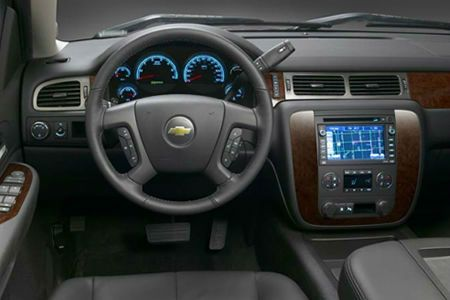 2013 Chevrolet Tahoe Interior Chevrolet Tahoe Interior Chevy