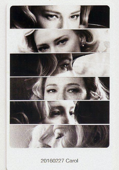 Carol -Cate Blanchett