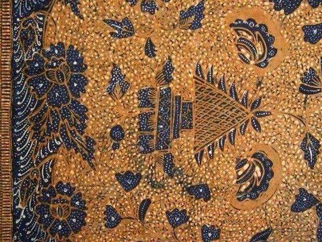 Sejarah Motif Batik Jember dan Penjelasannya  Batik Tulis  Pinterest