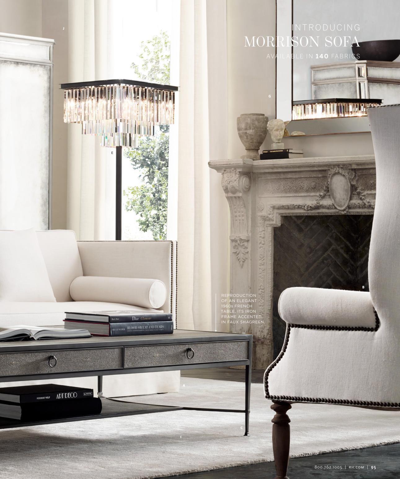 Restoration Hardware Is The Worlds Leading Luxury Home Furnishings Purveyor,