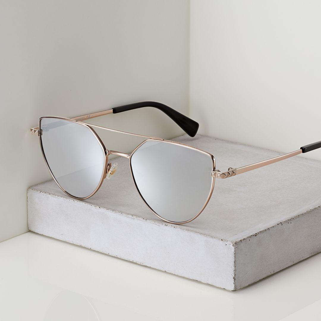 19492460e027 Minimalist Metal Sunglasses