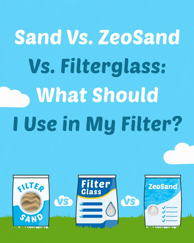 A Sand Filter Is One Of The Most Common And Easy To Use Filters For Pools Today But Did You Know There Are Alternatives That Can In