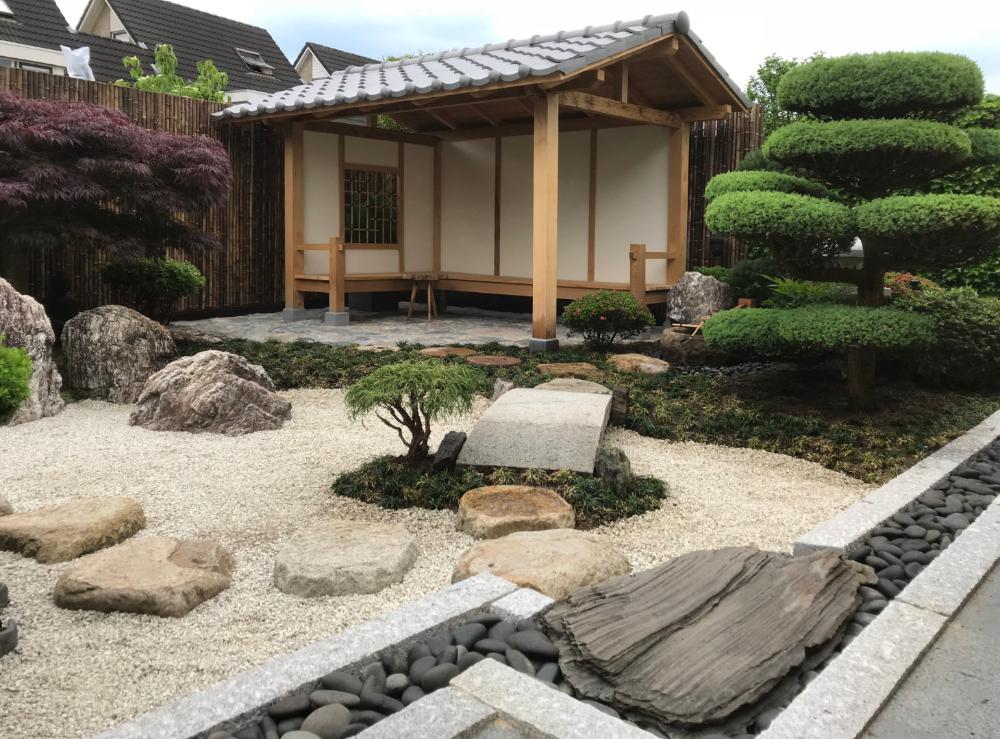 Japanese Garden Almelo Work Japanese Garden Backyard Modern Japanese Garden Japanese Garden Design