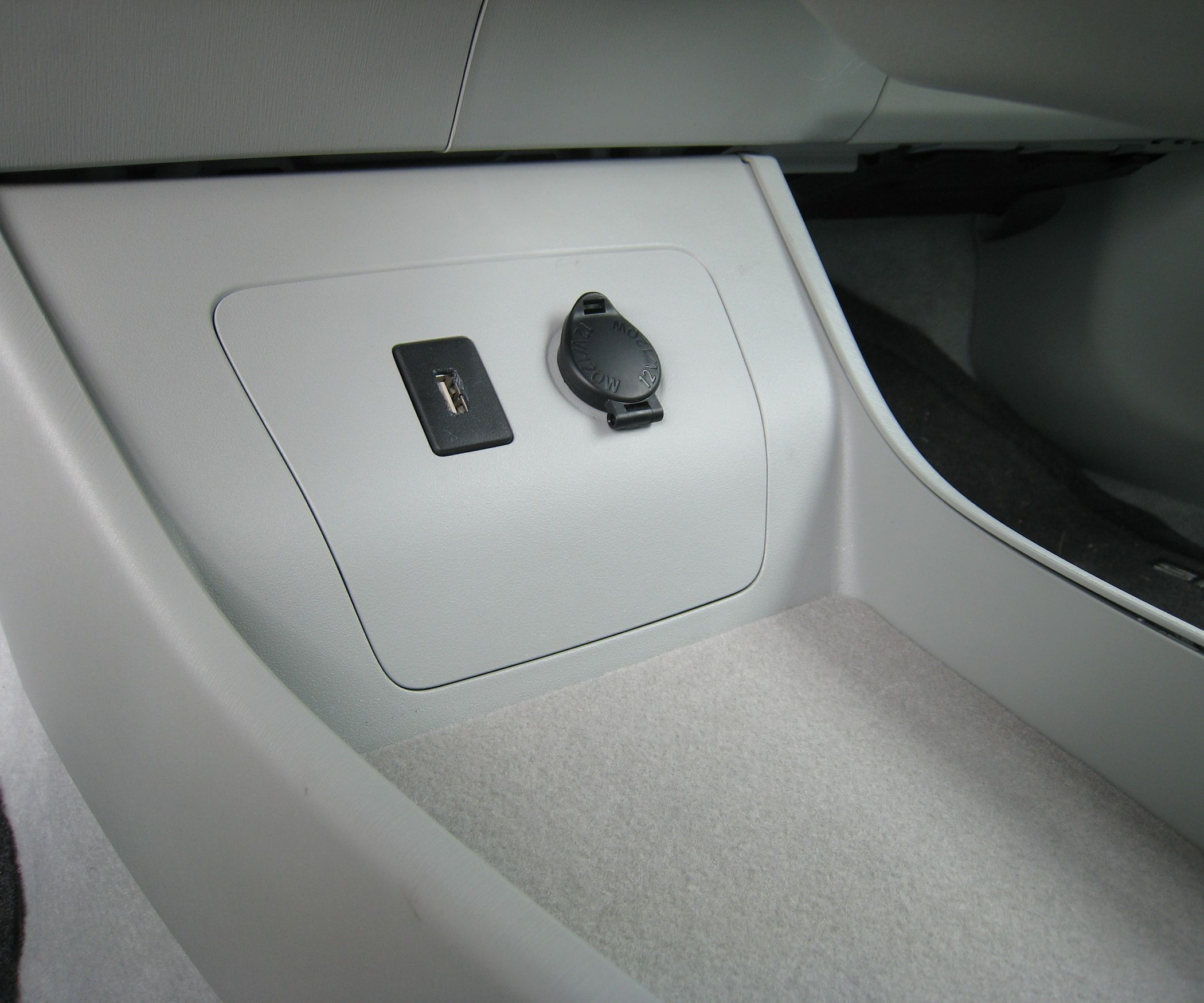 Add A Usb Power Outlet In Your Car Prius Truck Accessories