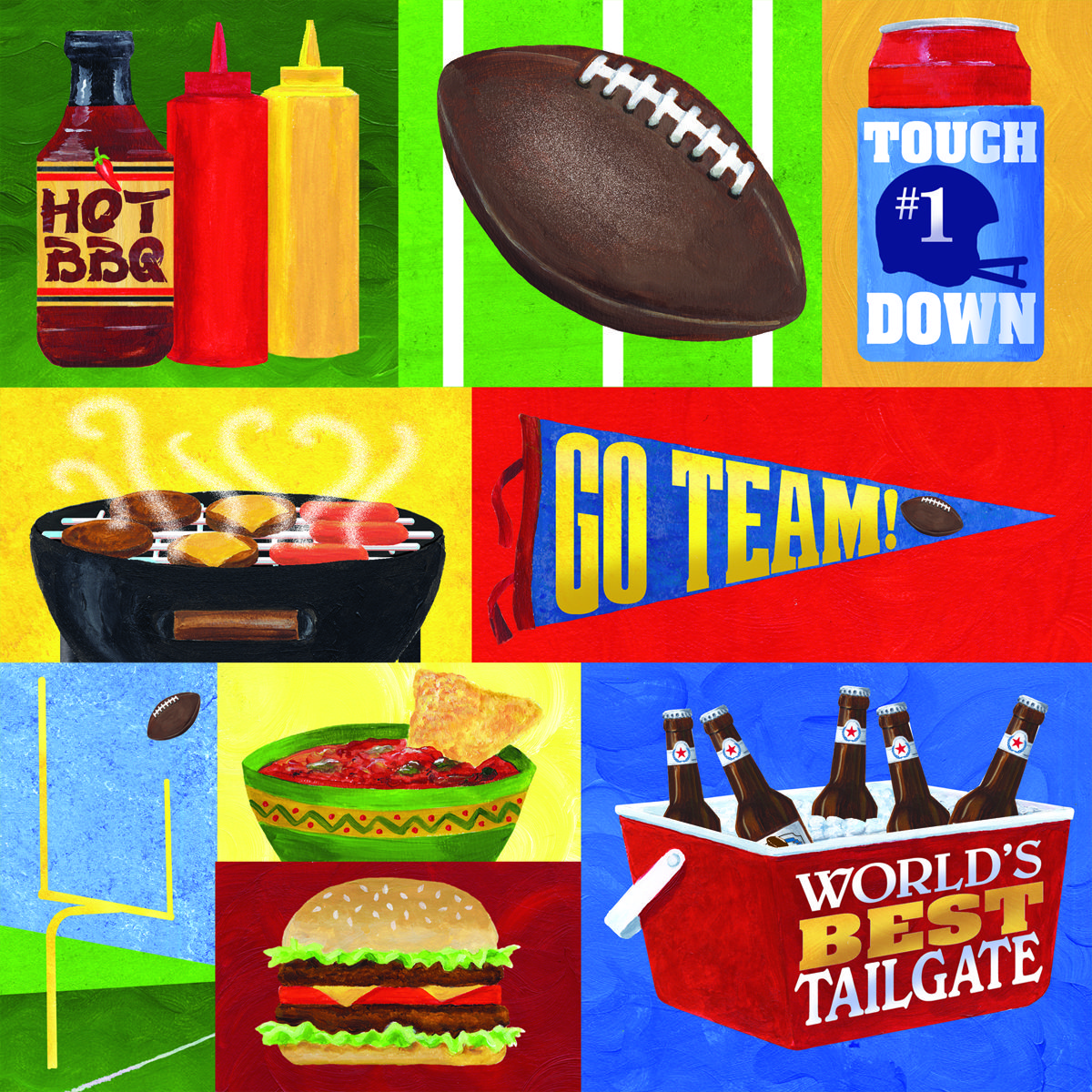 TAILGATE 6 BY VICKY HOWARD