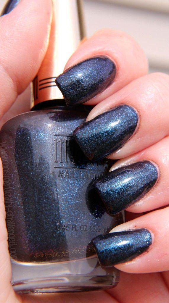 Milani Cosmetics Bella Bleu Nail Polish Swatches #milanicosmetics ...