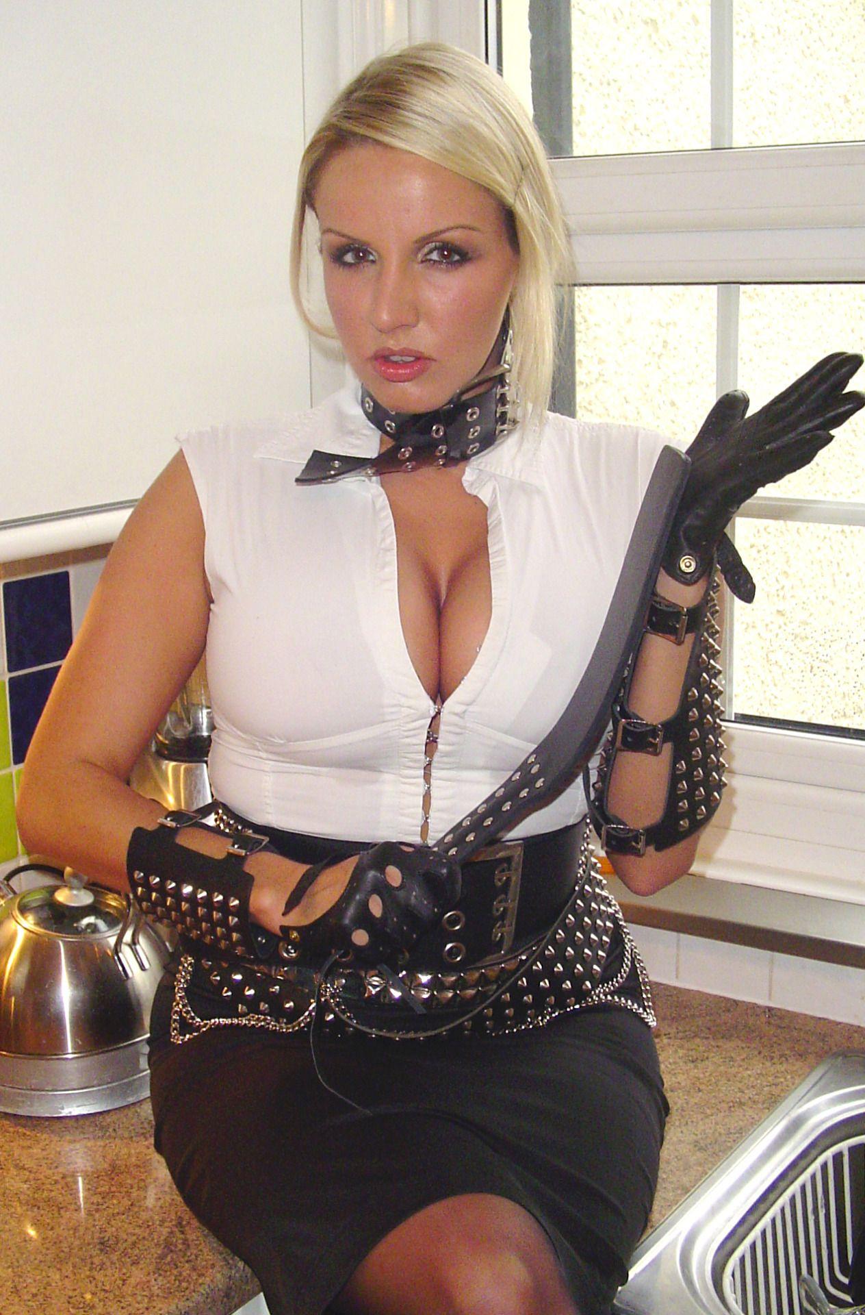 Hot busty prostitute
