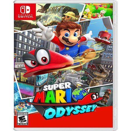 Free 2-day shipping Buy Nintendo Super Mario Odyssey (Nintendo