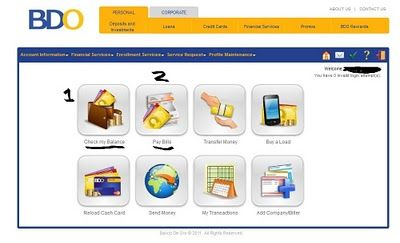 the viewing deck: cebu pacific e-ticket online payment via