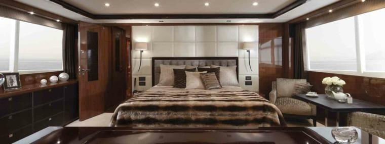 Von Luxusyachten inspirierte Innenräume - anspruchsvolle und - küche dekorieren ideen