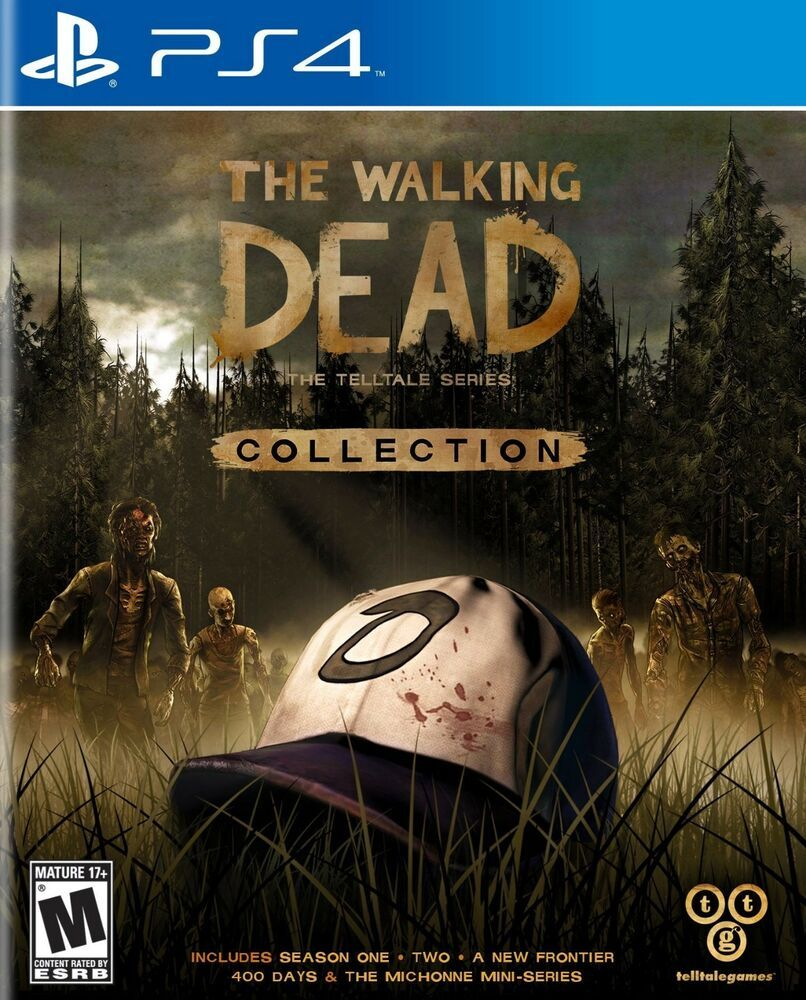 The Walking Dead The Telltale Series Collection 5 in 1