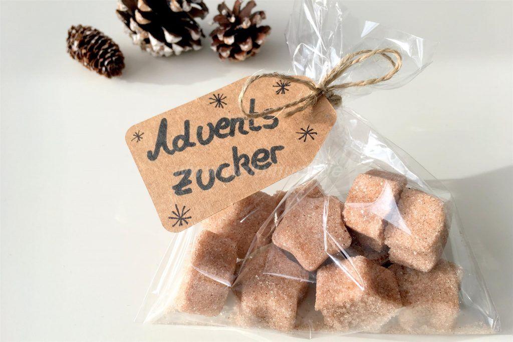 Süßer Adventszucker - NeLuMum