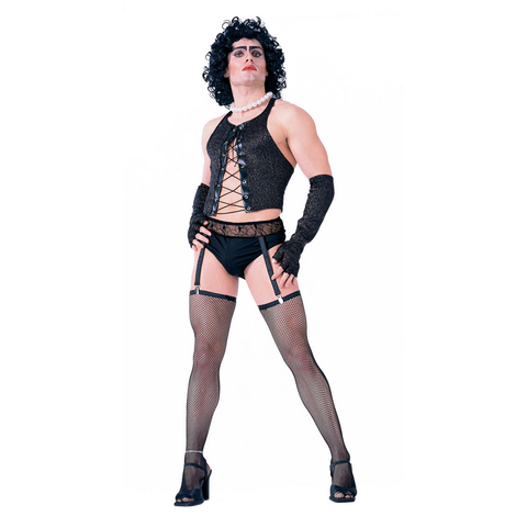 Rocky Horror Frank N Furter Costume Cosplay Pinterest