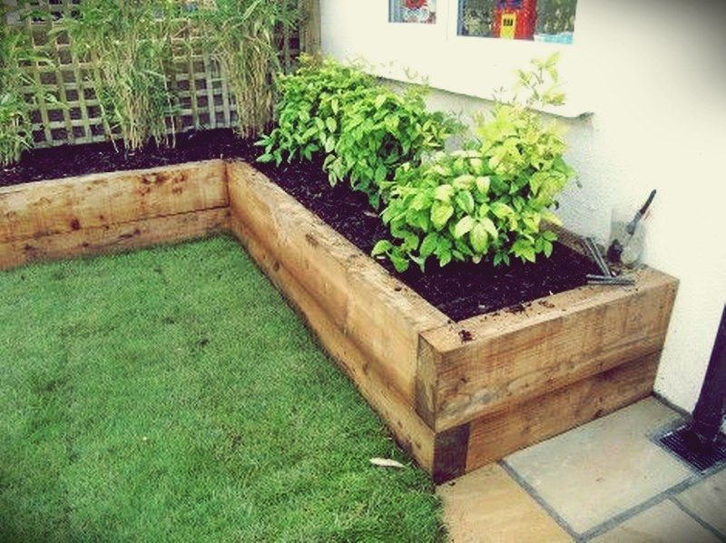 Magnificent Diy Projects Wooden garden planters, Raised