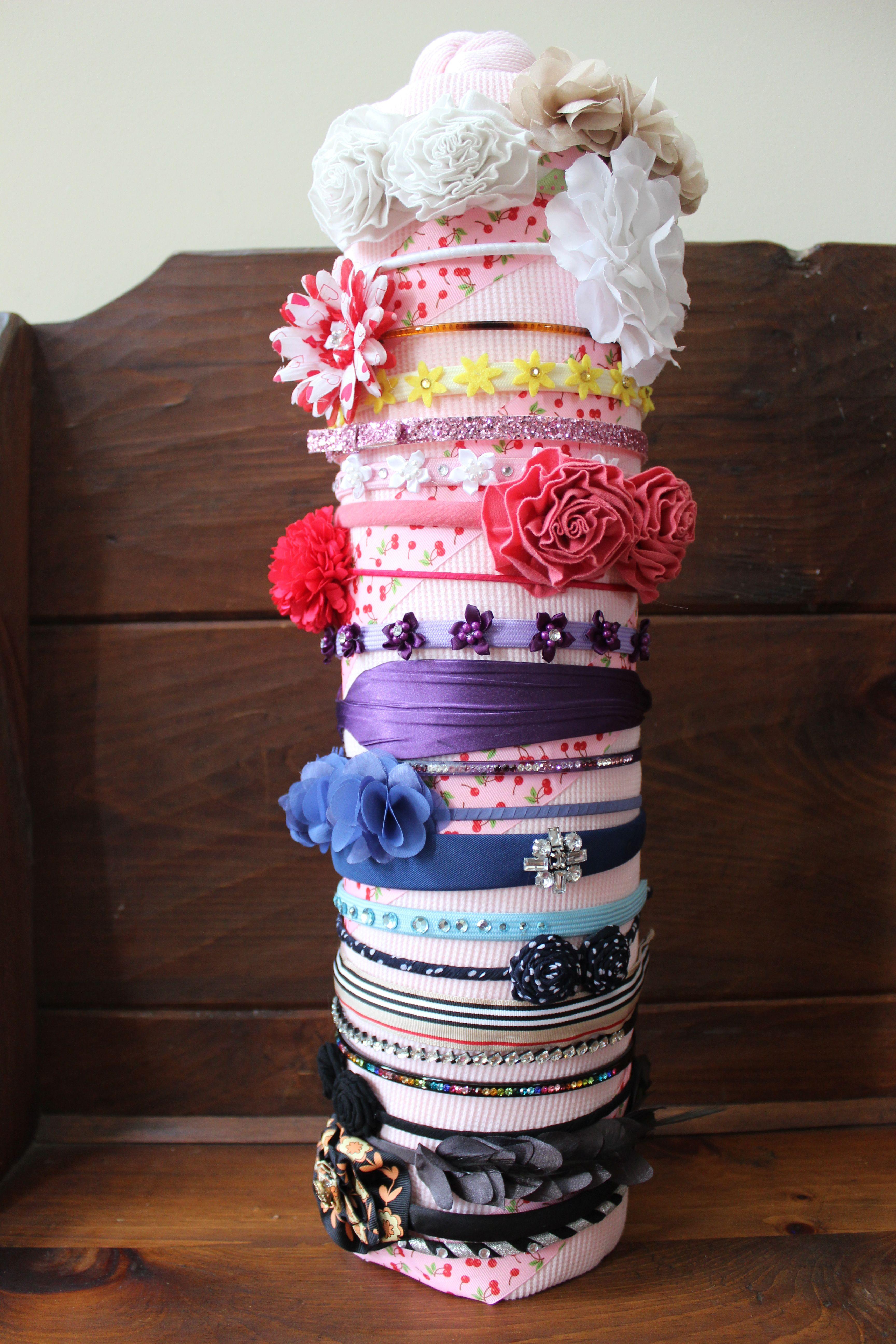 Headband holder | chic kids stuff | Pinterest | Headband ...
