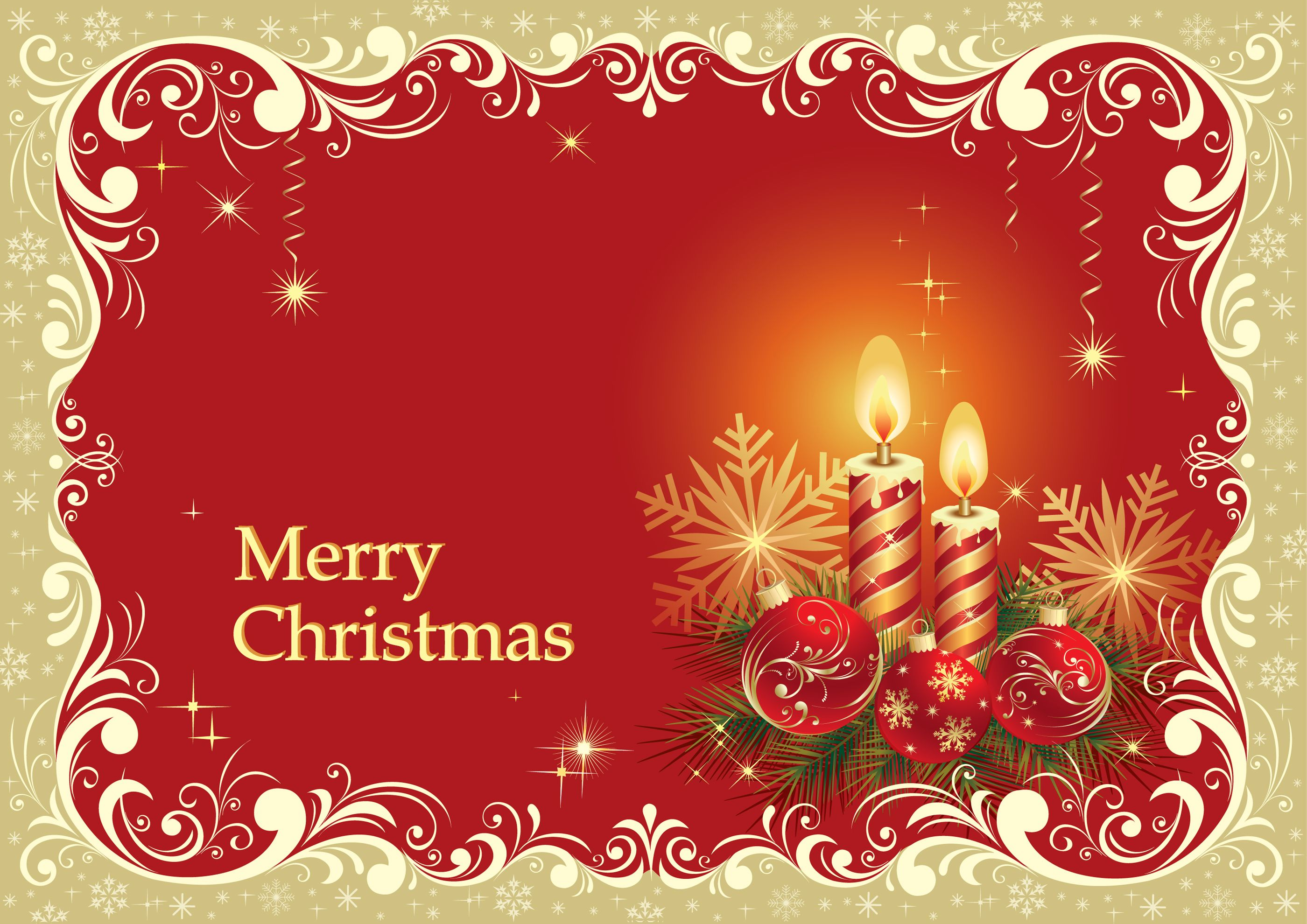 A Christmas Card Or Greeting Card Is A Great Way To Greet Someone On