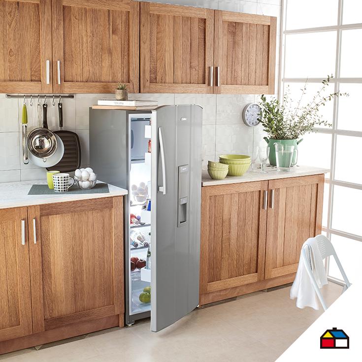 Que los accesorios de tu cocina se adapten a tus for Mueble cocina sodimac