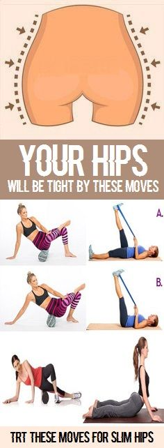 how to get fast hips