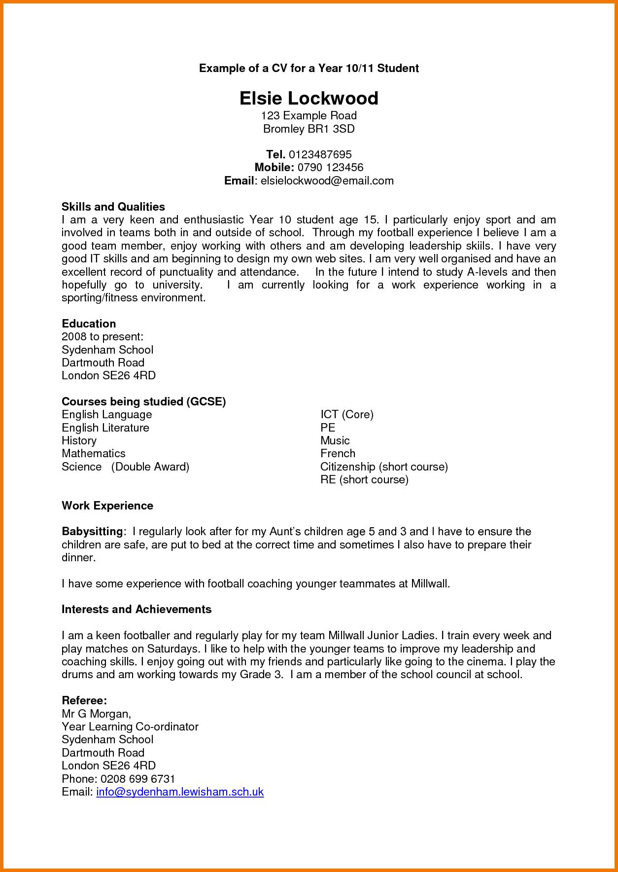 Free resume writing help online