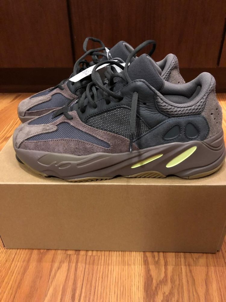 official photos 75469 b381a adidas yeezy 700 mauve US 10 #fashion #clothing #shoes ...