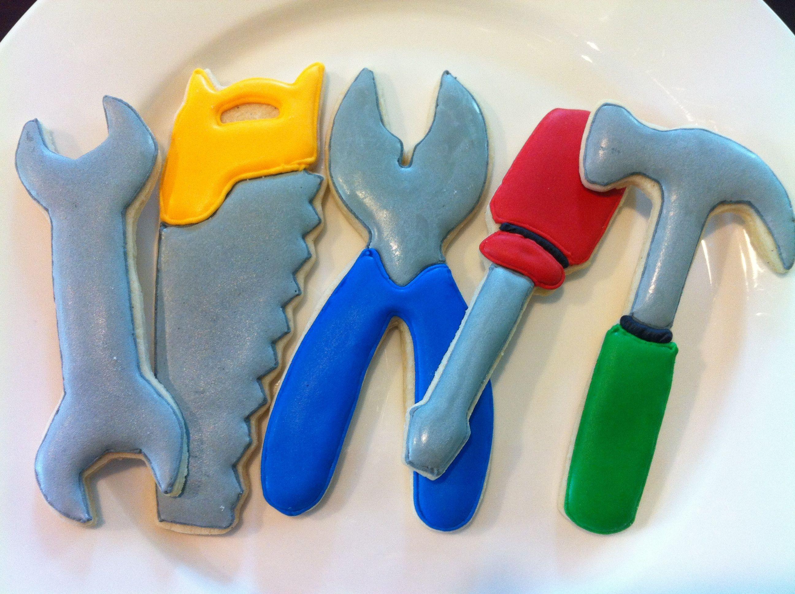 Tool Cookies Galletas Galletas Dia Del Padre Galletas