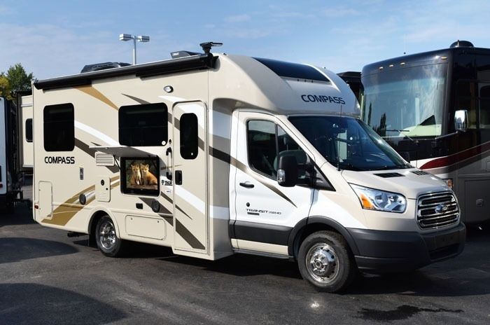 Inventory Class C Rv Used Rvs For Sale Thor