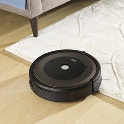 Compare Bissell SmartClean Vacuuming Robot with iRobot Roomba 690 and 890