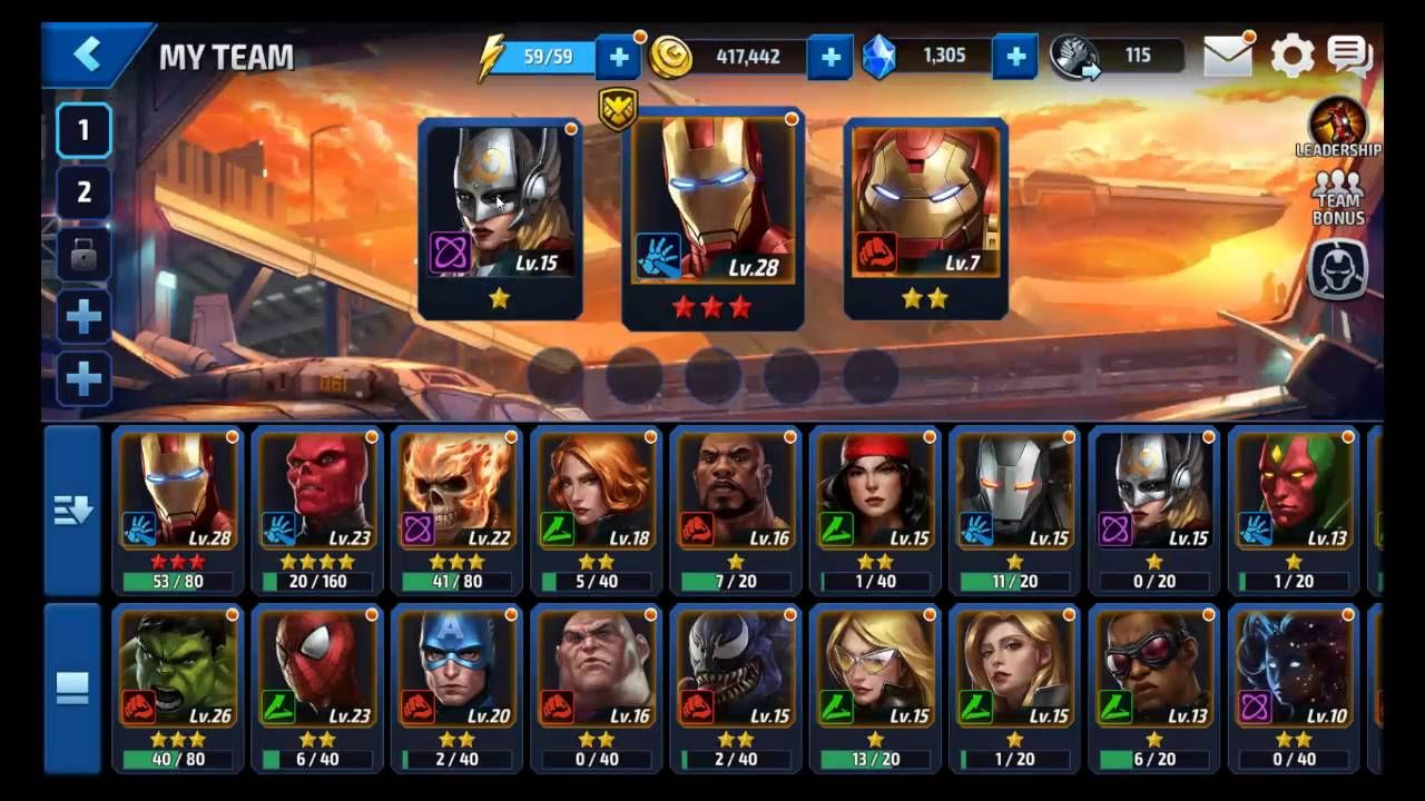 hacked champions of chaos 2