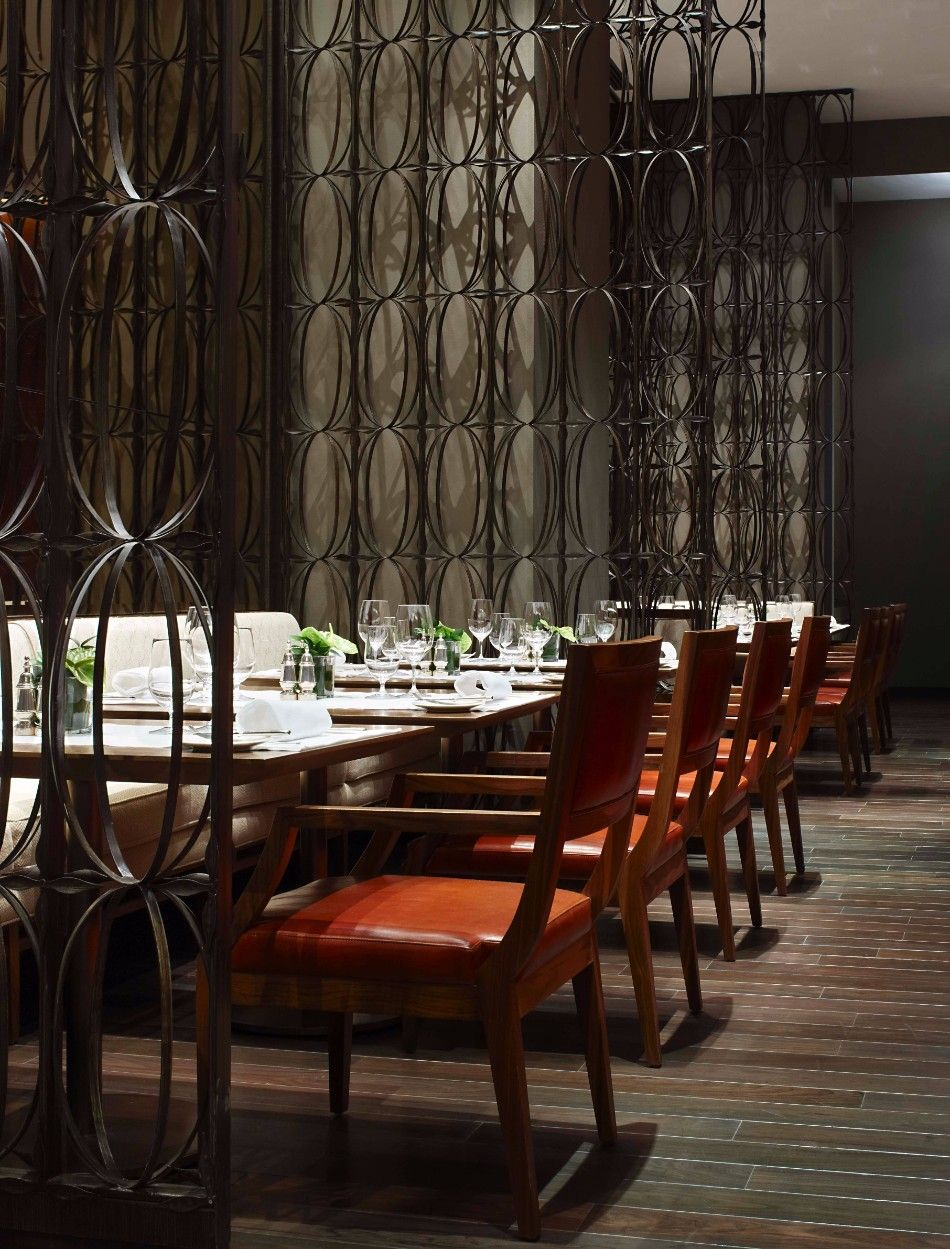 The Most Creative Dining Rooms By David Carter Design Hotel