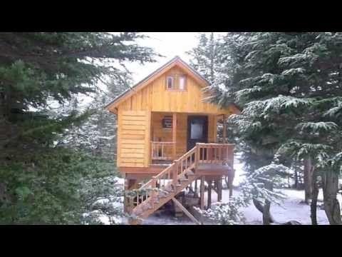 Dale Clemens Cabin Alaska