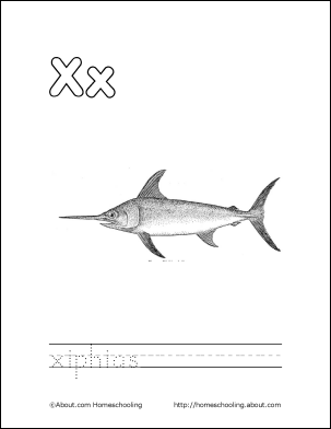 Letter X Coloring Book Free Printable Pages Coloring Books Coloring Pages Book Letters