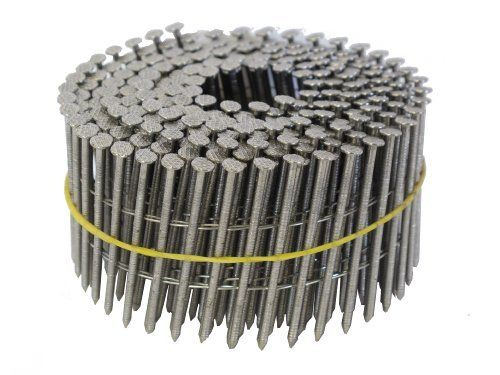 Anchor 214x092WCSSR 2-1\/4-Inch by 0092 15 Degree Wire Coil - 2 1 degree