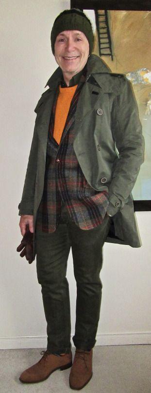 Diesel trench-coat, vintage tweed jacket, American Eagle pullover, Mexx shirt, Filippa K jeans, A. Testoni split-toe bluchers…  #Diesel #vintage #tweed #AmericanEagle #Mexx #FilippaK #ATestoni #Toronto #WIWT #sartorial #sartorialsplendour #sprezzatura #dandy #dandystyle #dapper #dapperstyle #menswear #mensweardaily #menshoes #menstyle #mensfashion #fashion