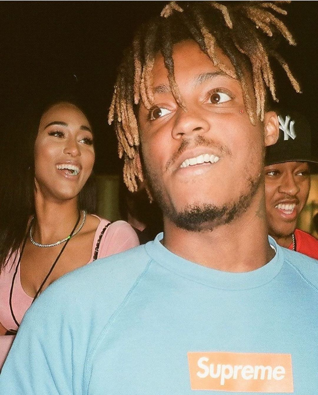 """Juice WRLD 9 9 9 on Instagram: """"I reek of good vibes, smokin' on reefer, I'm high (drop the song name if you can�)"""""""