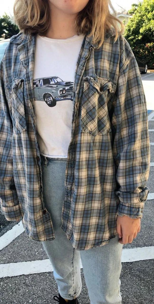 90s Grunge Fashion 2019