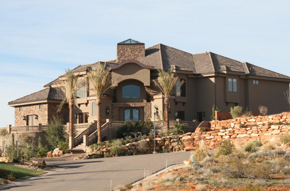 Utah mega mansion is an entertainer s paradise homes of for Mega mansion for sale