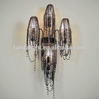 Baga crystal chain wall lighting buy baga crystal chain wall crystal wall chandelier light aloadofball Image collections
