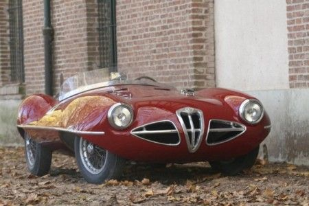 Alfa Romeo Disco Volante For Sale >> 1952 Alfa Romeo Disco Volante For Sale On Hemmings Com