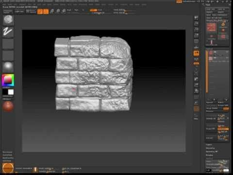 First stage of modeling Tropical Imports building in Zbrush for Kinect Disneyland Adventures. This was created in pre production as a visual target at Micros...