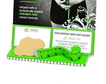 It Works inspired Blitz Card Holder. It Works Bling! Lime Green ...