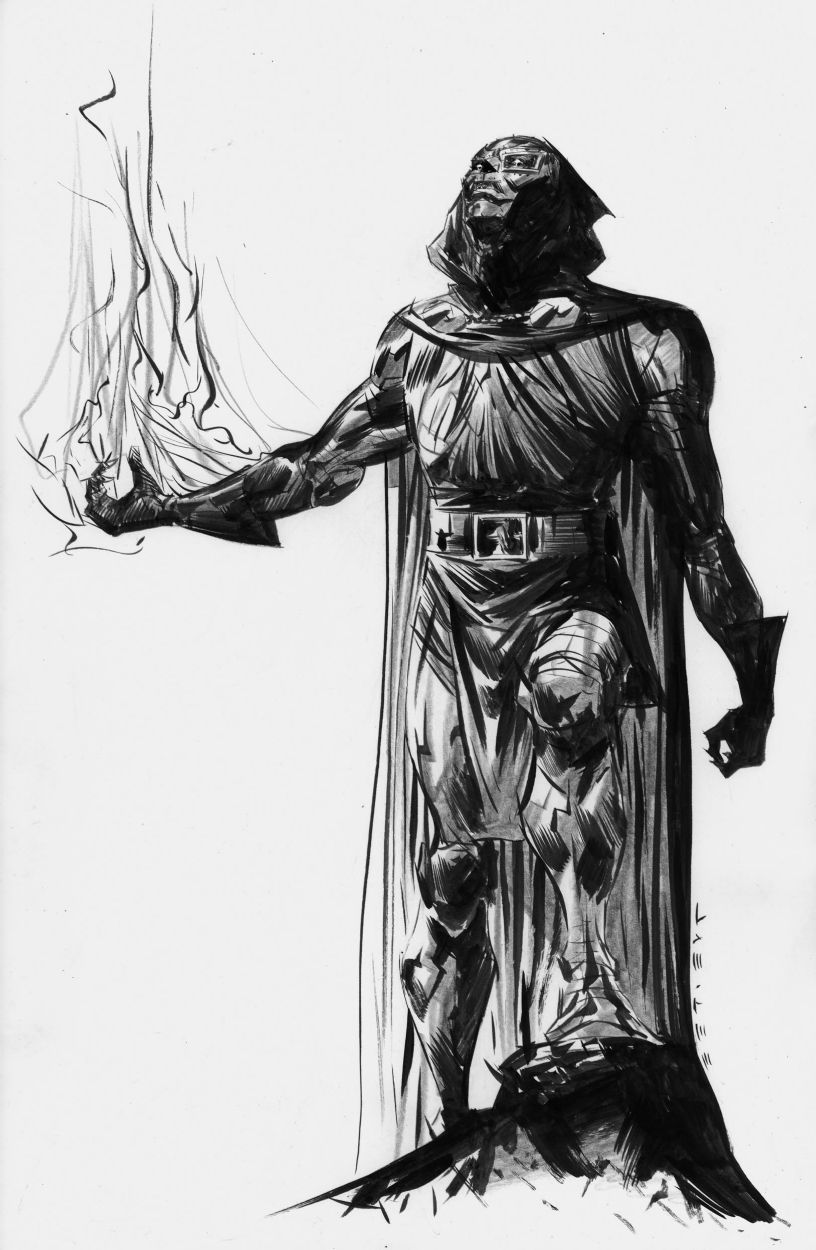 Doctor Doom by Jae Lee