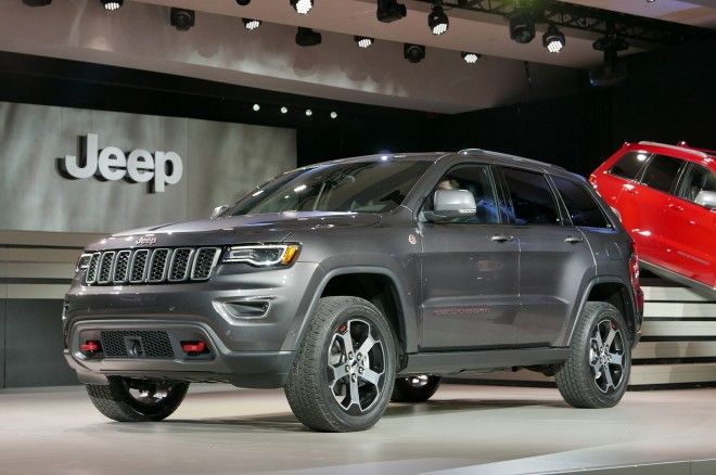 2018 Jeep Grand Cherokee Trailhawk Road Trip Pinterest