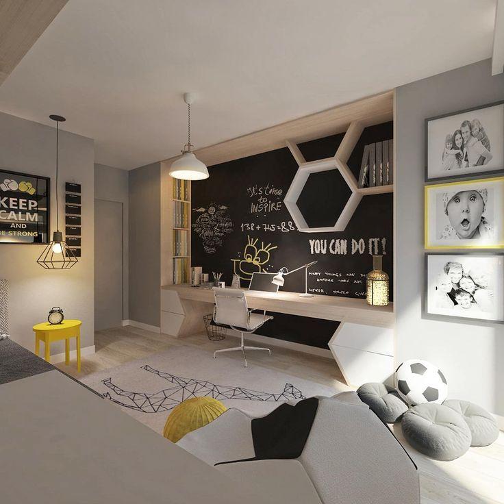 Moderne Lichtideen: Das ideale Licht für die Gestaltung eines Kinderzimmers! #kidbedrooms