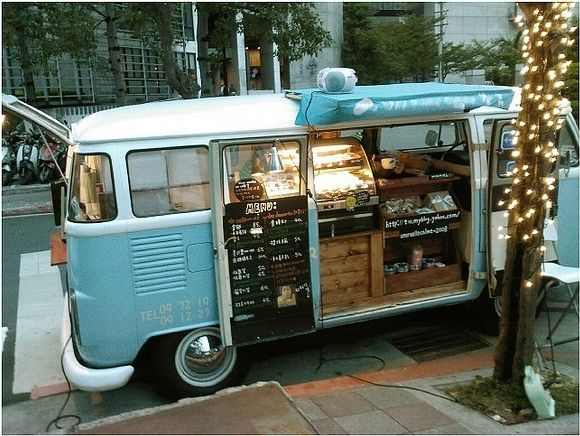 how to buy a food truck business