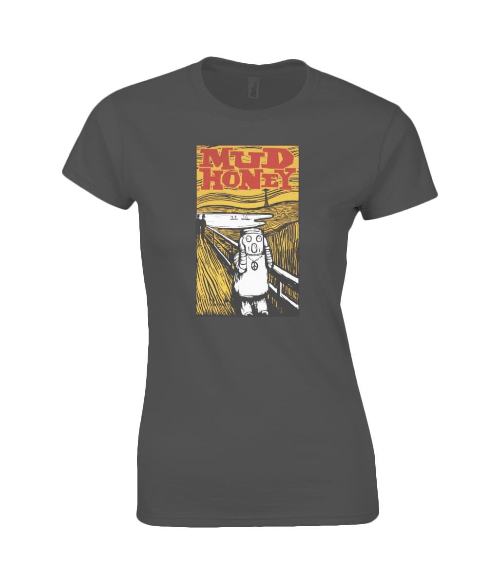 Vintage Rockabilly Shirt 50/'s Retro Dancing Skeletons 34 Sleeve Shirt