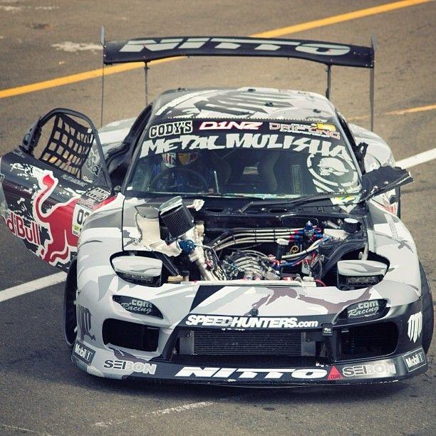 Mad Mike's TT 4 Rotor FD | RX7 | Rx7, Mazda, Cars