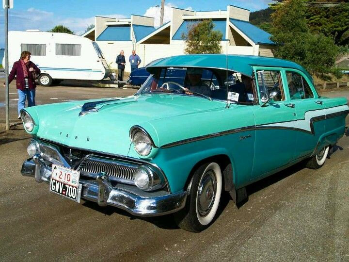 50's clic car   The 50s!   Pinterest   Cars, Ford and Car ford